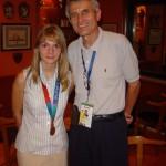 OH Atény 2004, Kateřina Kůrková