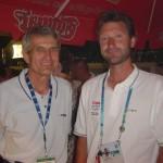 OH Atény 2004, Miroslav Mečíř