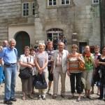 Výjezdní seminář Psychiatrické kliniky, hrad Houska 2012