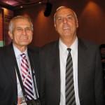 S prezidentem Světové psychiatrické společnosti prof. Mario Majem na Světové konferenci, Buenos Aires 2011