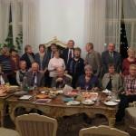 Pravidelné setkání seniorních pracovníků Psychiatrické kliniky 2011