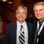 S prof. Charlesem Nemeroffem, mezinárodní konference WPA, Praha 2012