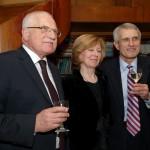 Oslavy 60-tých narozenin v Knihovně psychiatrické kliniky, Praha 2011